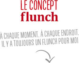 Le concept Flunch
